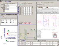 display Návrh pružného uložení průmyslových zařízení